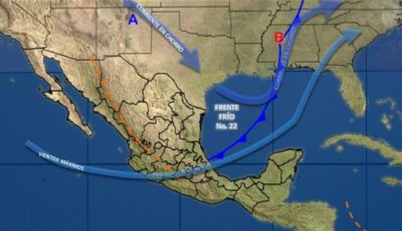 tiempo para Tamaulipas